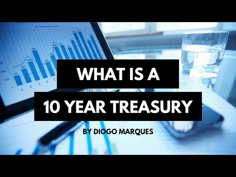 WHAT IS A 10 YEAR TREASURY BOND