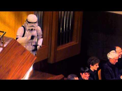 Concierto Auditorio Nacional de Música de  Madrid. Banda Sonora de Star Wars