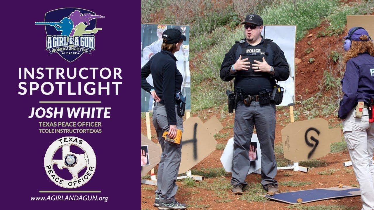 AG&AG Instructor Spotlight - Josh White, Texas Peace ...