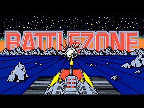 LGR - Battlezone - Arcade, VIC-20, PC, ST Game Review