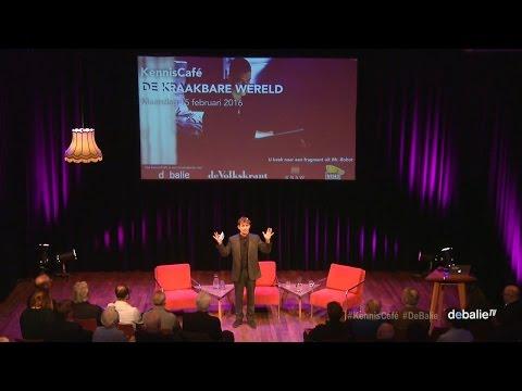 KennisCafé: De kraakbare wereld