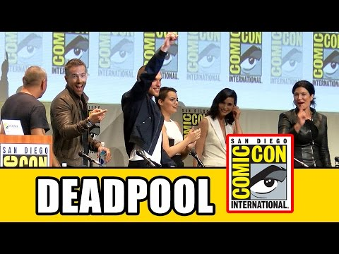 SDCC: Watch the Comic-Con panel for Deadpool