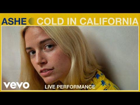 Ashe – Cold in California
