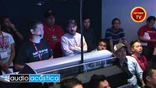 SSL  ANATOMIA DE LA MEZCLA EN VIVO POR JUAN ING MONITORES PEPE AGUILAR