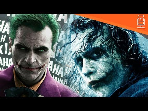Joaquin Phoenix Not Intimidated By Heath Ledger's JOKER