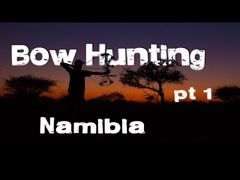 Bow Hunting Africa, Agagia Hunting Safaris (part 1 of 3)