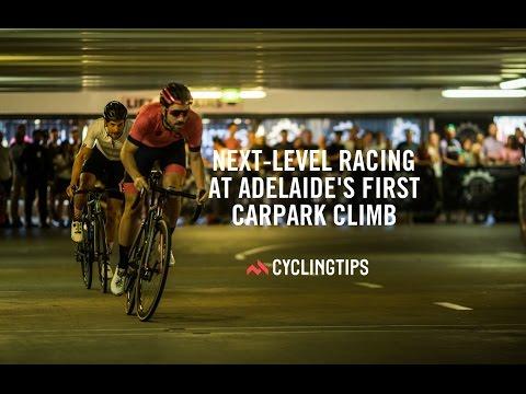 Carpark Climb Adelaide