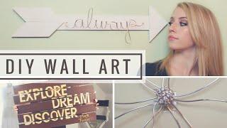 DIY Wall Art Room Decor Ideas