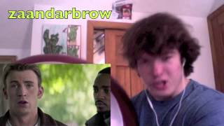 Captain America:The Winter Soldier trailer #2 (Reaction)!