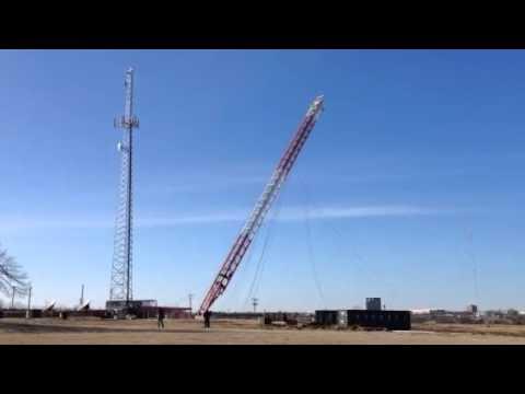 OETA/KWTV Tower Demolition