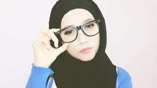 Hijab tutorial for glasses Thumbnail