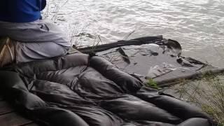 Arnoud Janssen au camping Sites et Paysages Saint Louis Lamontjoie 1