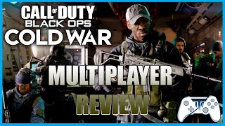 COD Black Ops Cold War Multiplayer Review (Video Game Video Review)