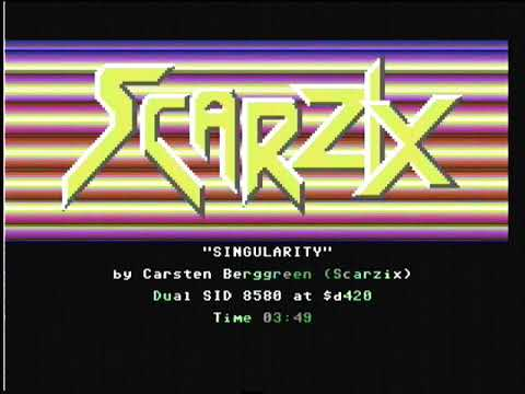 Scarzix - Singularity - C64 Reloaded MK2 - Stereo 2x 8580