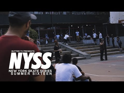 New York Skate Series Full Length Feature: Summer Sixteen