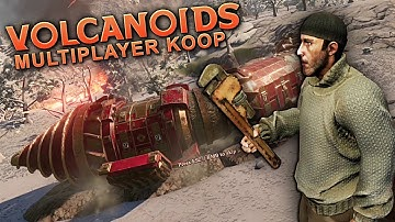 Volcanoids MULTIPLAYER DRILLSHIP UPGRADE Deutsch German Gameplay