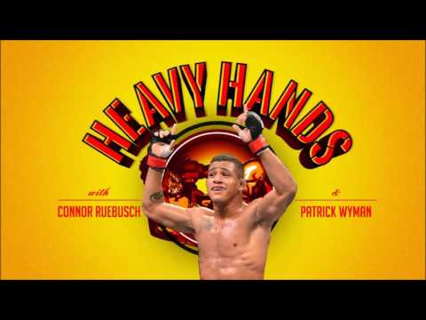 Gilbert Burns on being a complete MMA fighter (Heavy Hands #124)
