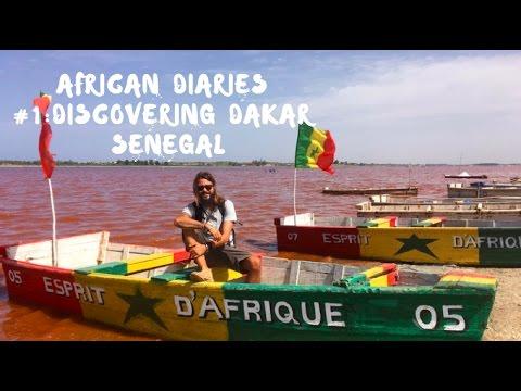 Visiting Dakar, Senegal - Trip Therapy GoPro Hero HD