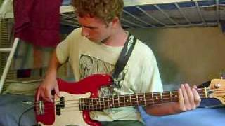 Number of the Beast bass cover - Iron Maiden