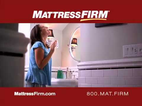 Mattress Firm Commercial  YouTube