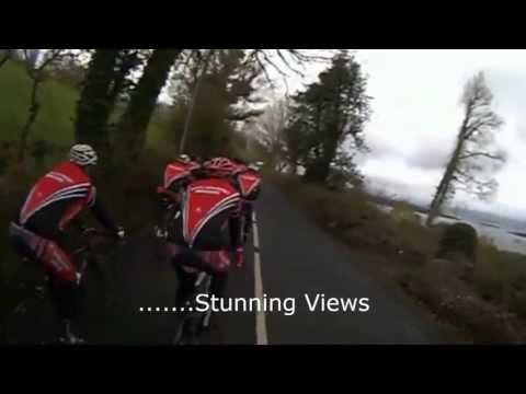 North Tipperary Wheelers Tour of Lough Derg 2013