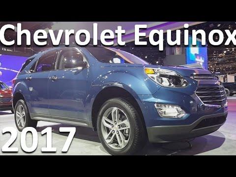 Chevrolet Equinox 2017 Consumo Precio Ficha Técnica Y Caracteristicas