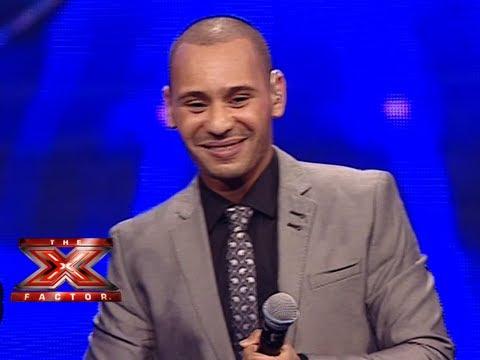 محمد الريفي - مريم مريمتي وعيني مرياما - العروض المباشرة - الاسبوع 7 - The X Factor 2013