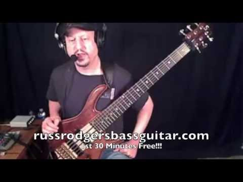 Online Bass Lesson On Dissonant Notes On Chord Sounds