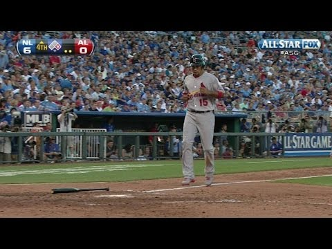 2012 ASG: Holliday singles to score teammate Furcal