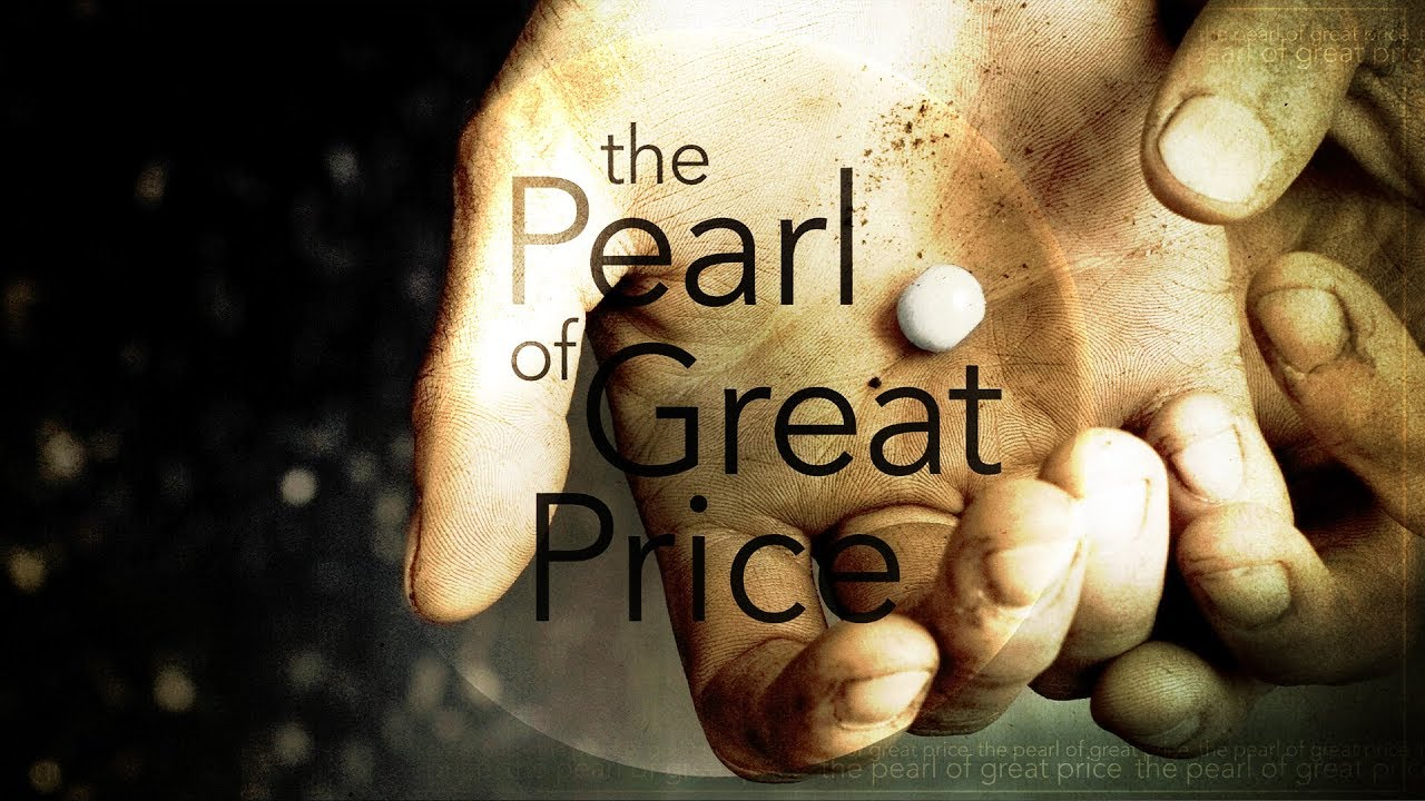 This is How PRECIOUS You Really Are // Parable of the Priceless Pearl - Matthew 13:45-46