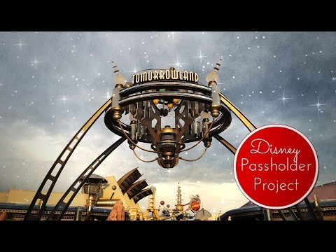 Disney Passholder Project #01 - Trials of Tomorrowland