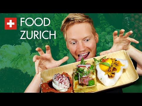 10 Best Restaurants in Zurich, Switzerland