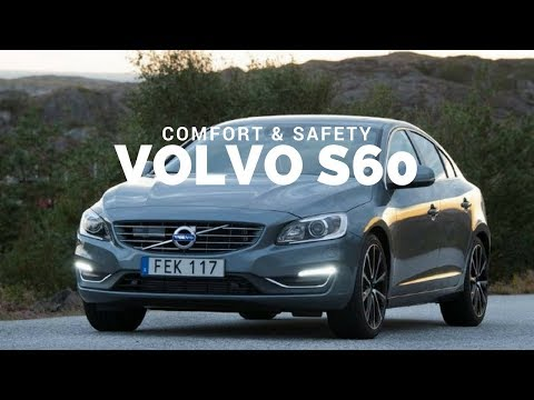 2019 VOLVO S60 CAR REVIEW CONFORT AND SAFETY