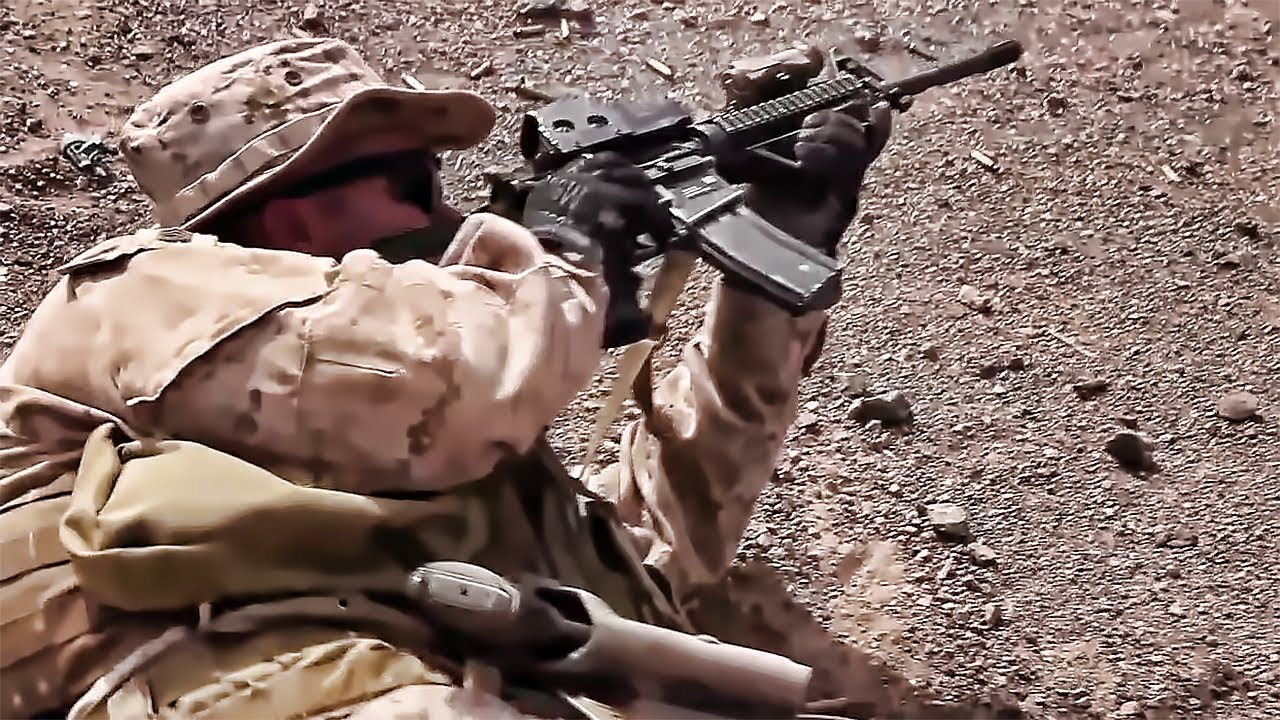 Combat Shooting Techniques – Live Fire Training