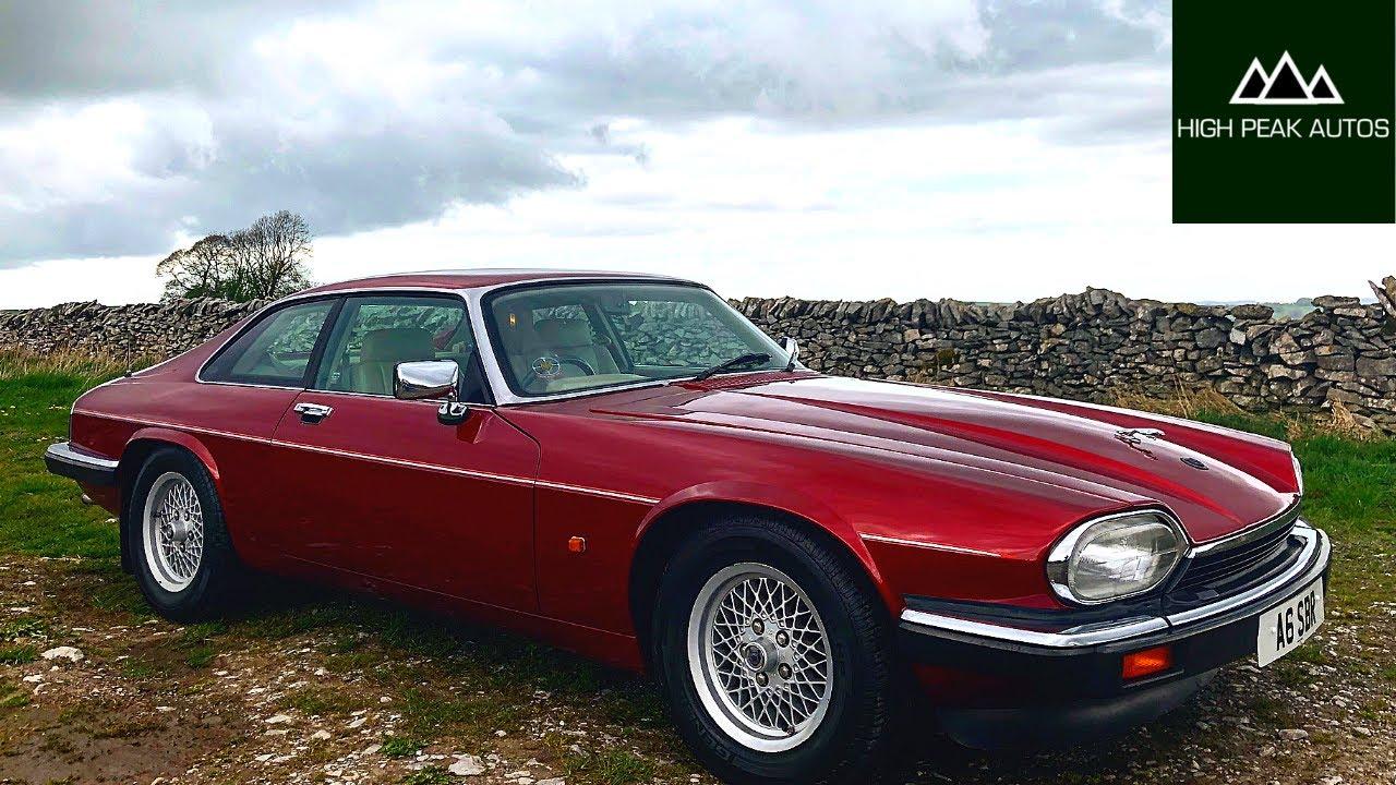 Should You Buy A Future Classic Jaguar Xjs Test Drive Review Youtube