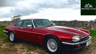 Should You Buy a Future Classic?  (Jaguar XJS Test Drive & Review)