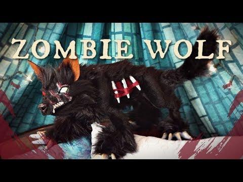 Posable Zombie Wolf || ArtDoll Tutorial