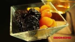 Репа с яблоком и медом в мультиварке REDMOND. Рецепт для мультиварки.