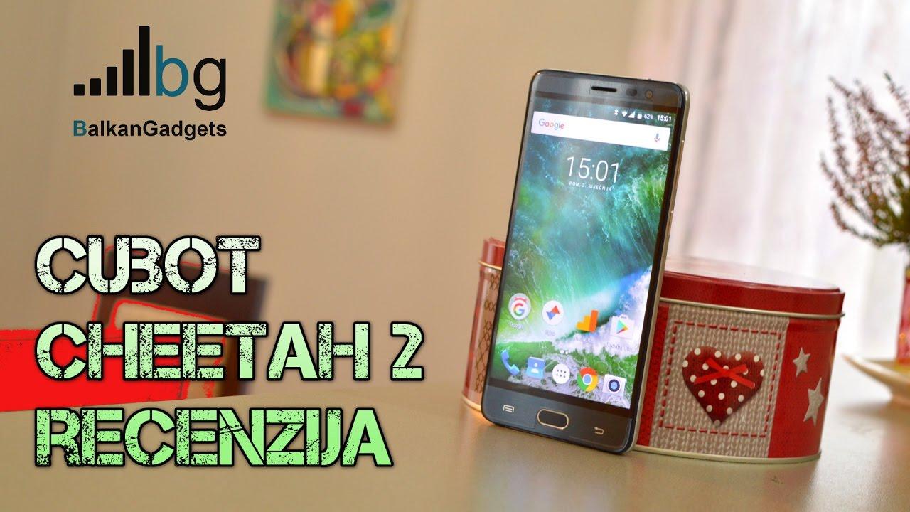 Cubot Cheetah 2 Recenzija Balkangadgets Youtube