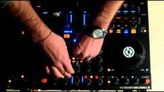 Traktor Kontrol S4 - juggle mode & loop recorder