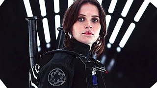 ROGUE ONE: A  Star Wars Story TRAILER (2016)
