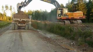Repeat youtube video H16D lastar jord på 1700 rpm