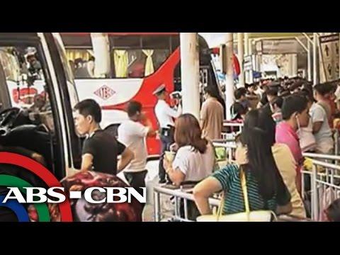 Karagdagang mga bus inilaan para sa Semana Santa