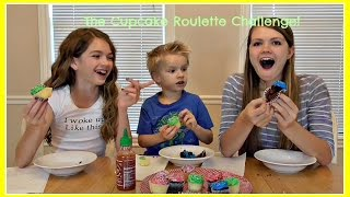 The Cupcake Roulette Challenge!