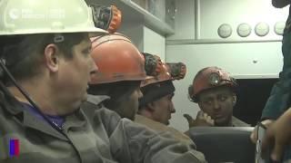 """Спасение горняков на шахте """"Есаульская"""""""