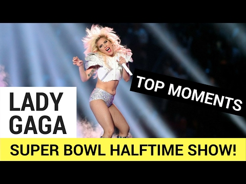 Lady Gaga's Super Bowl Performance: Most Talked About Moments!