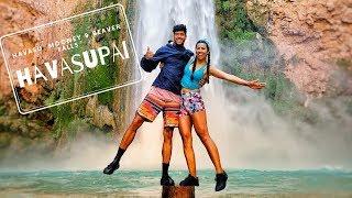 A Detailed guide t๐ the Havasupai Waterfalls in Arizona