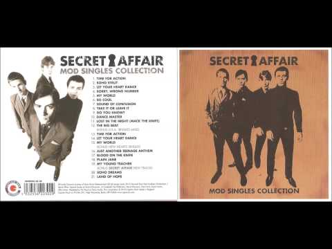 Secret Affair - Mod Singles Collection