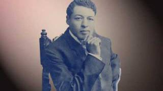 """Bert Williams - """"Somebody Else, Not Me"""" (1919)"""