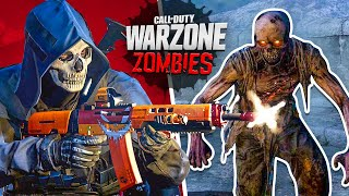 🔴 ZOMBIES MODE in WARZONE! (Zombie Royale & NIGHT MODE)